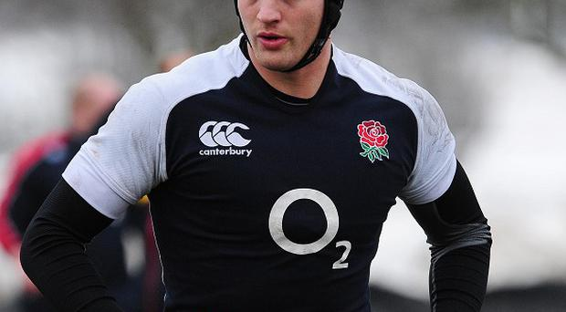 Tom Wood wants to make the number eight position his own