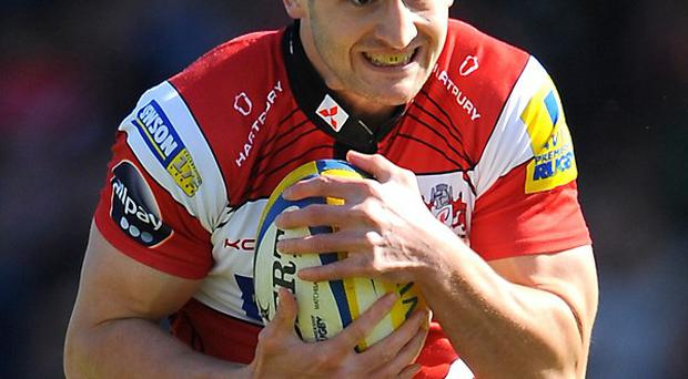 Jonny May scored two superb tries at Franklin's Gardens