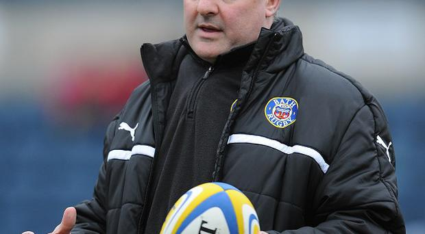 Gary Gold, pictured, was impressed by by Kyle Eastmond's performance in a playmaker role at inside centre