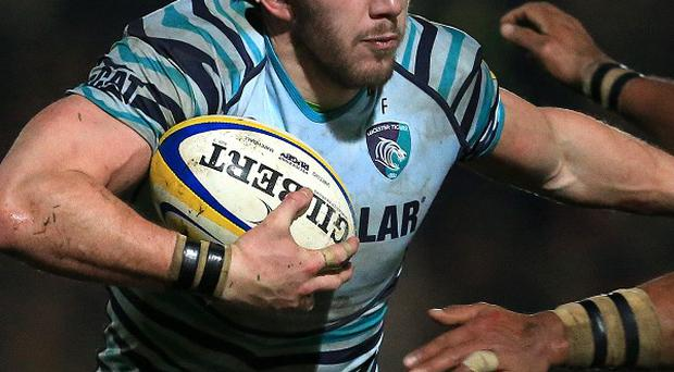 Tom Croft made his third start since returning to action against London Welsh