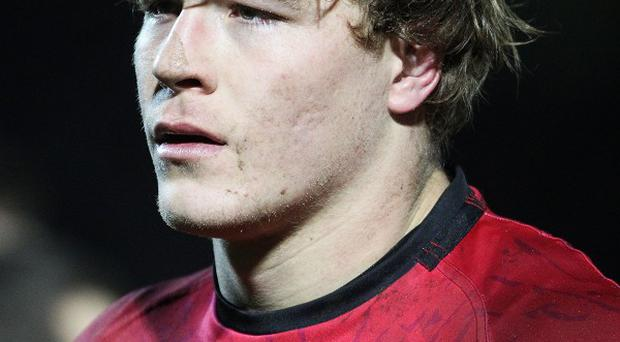 David Denton will be back in action for Edinburgh on Friday