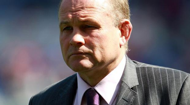 It is understood Andy Robinson will be unveiled as Bristol's new director of rugby on Monday