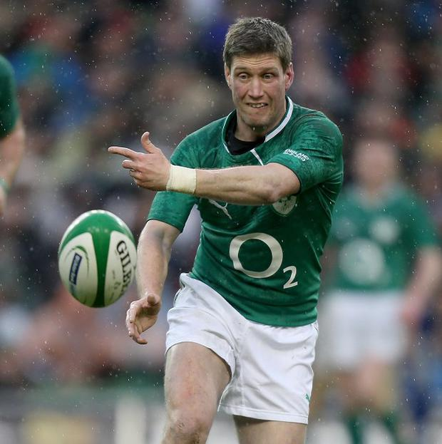 Ronan O'Gara could be a target for Scotland