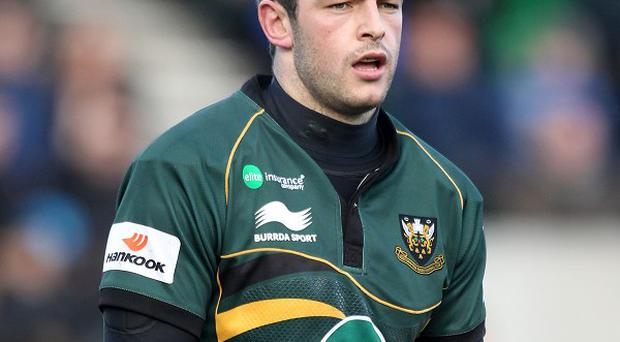 Stephen Myler has scored nearly 1,500 points during his time with Northampton