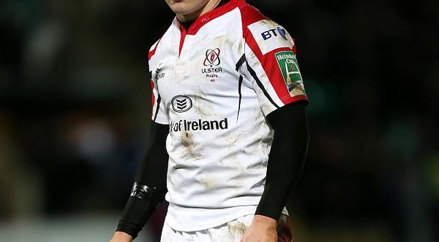 Paddy Jackson, pictured, is a surprise inclusion ahead of Ronan O'Gara