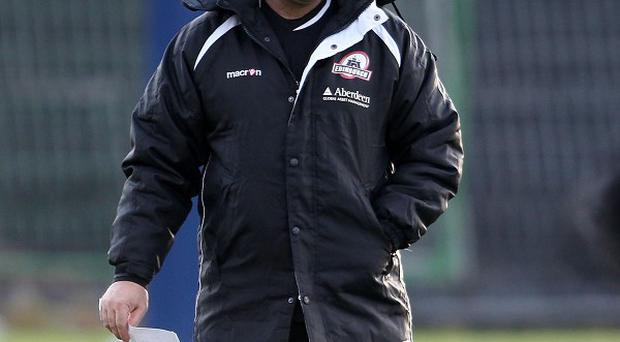 Michael Bradley has named nine players aged 23 or younger in his squad for Edinburgh's clash with Ospreys