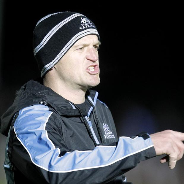 Gregor Townsend has made six changes to the Glasgow team to face Ulster