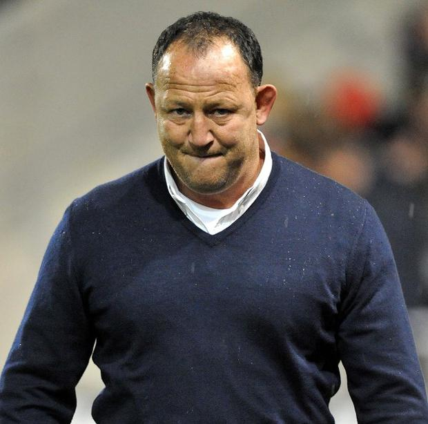 Steve Diamond thinks opponents Harlequins are the best team in the country