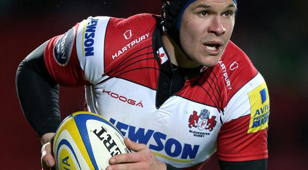 Rob Cook booted 16 points for Gloucester