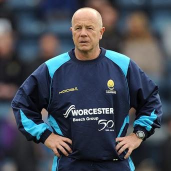 Richard Hill thought the late penalty try conceded by Worcester should not have been awarded