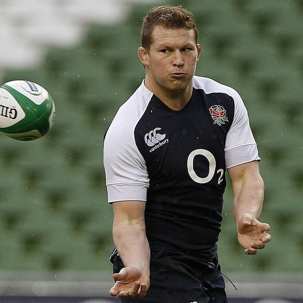 Dylan Hartley is confident England can overcome a physical French outfit
