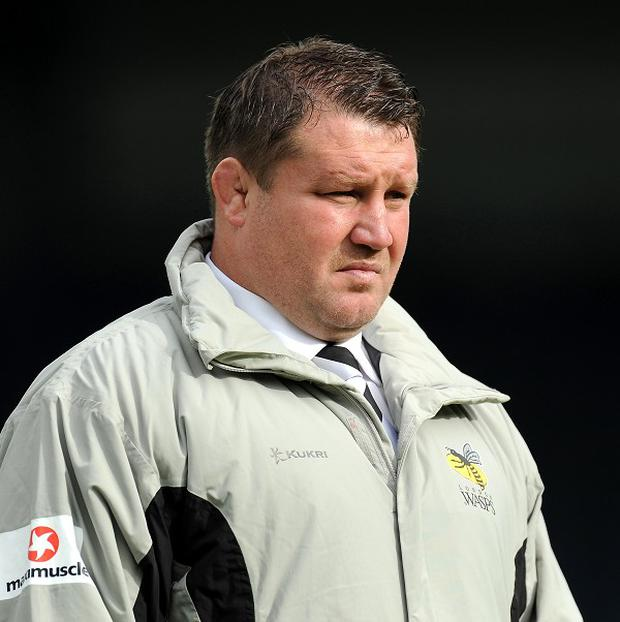 Dai Young is wary of facing a wounded London Irish on Sunday