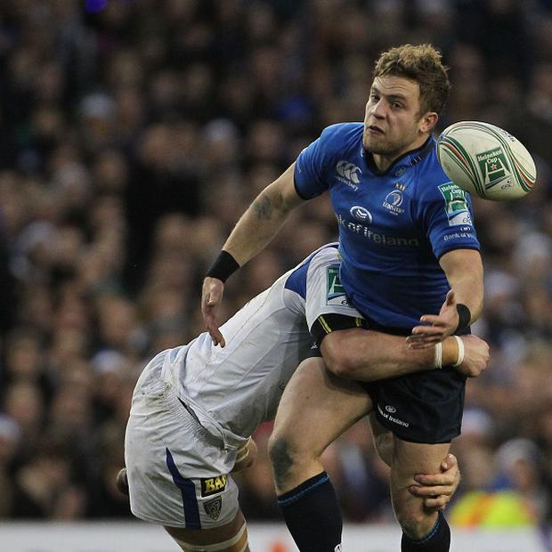 Ian Madigan was key to Leinster's win over Scarlets