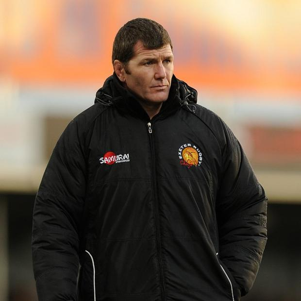 Rob Baxter feels the win over London Welsh 'freshens up the season'
