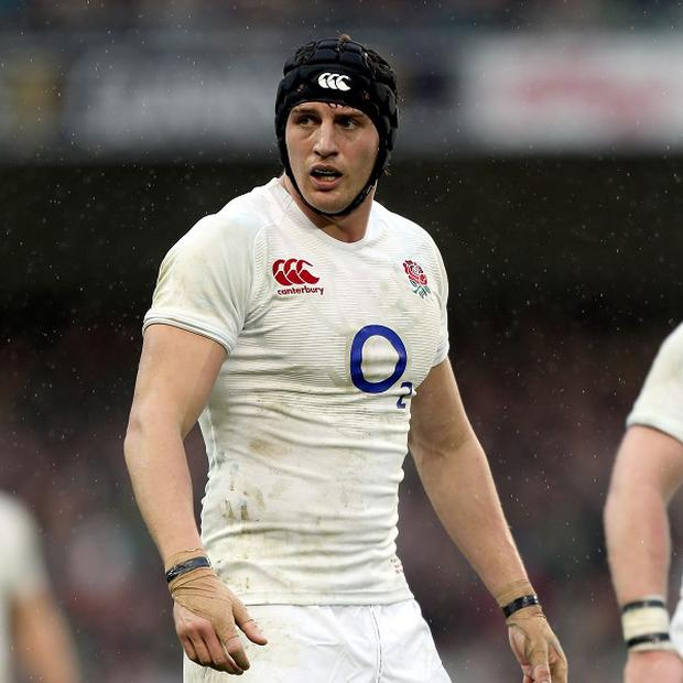 Tom Wood believes England can handle the weight of expectation