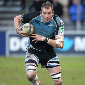Alastair Kellock will captain Glasgow against Cardiff