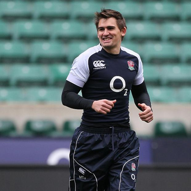 Toby Flood, pictured, believes Stuart Lancaster benefited from being interim England coach