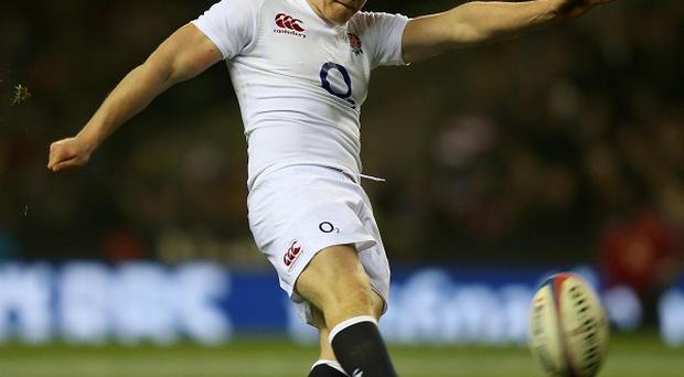 Owen Farrell's quad injury could hamper his kicking
