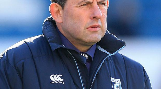 Phil Davies believes the Blues squad 'will be a lot stronger next season'