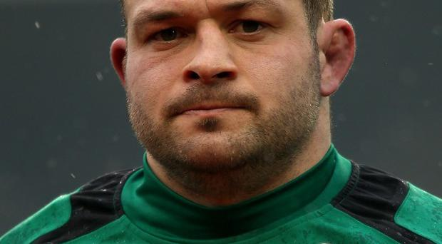 Rory Best is focusing on the Six Nations showdown with France