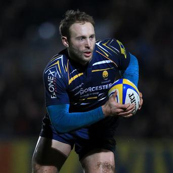 Chris Pennell's try helped Worcester end their long winless run