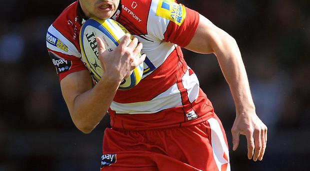Jonny May's two tries helped Gloucester to a thrilling victory over Bath