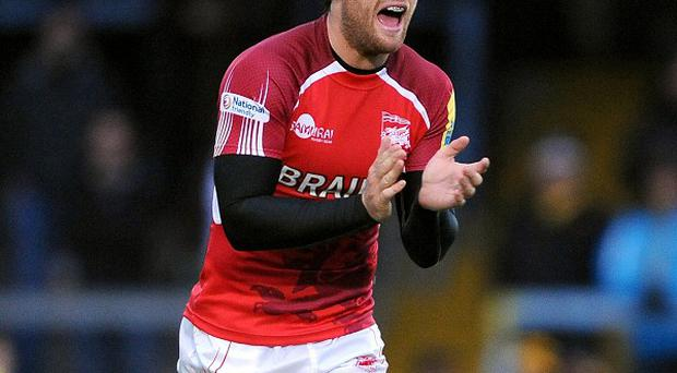 Seb Jewell is staying upbeat despite London Welsh's recent poor form