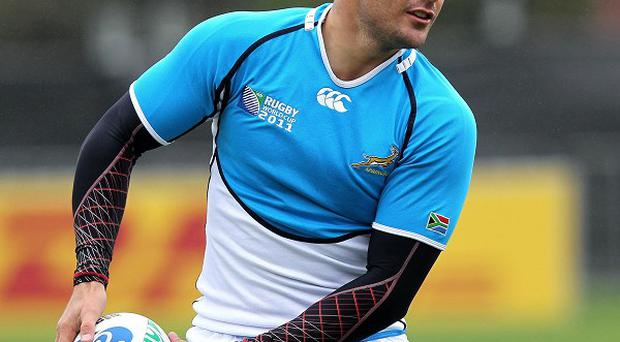 Morne Steyn's 21-point haul helped the Bulls maintain their perfect start to the season