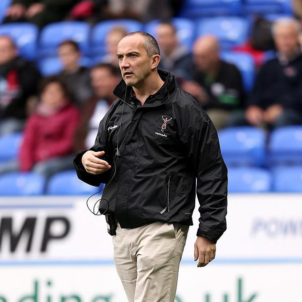 Conor O'Shea was 'frustrated' by Harlequins' performance