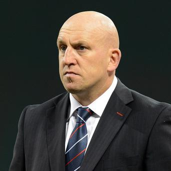 Shaun Edwards is not giving up on the Six Nations title