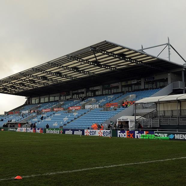 Sandy Park could host matches at the World Cup