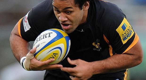 Billy Vunipola is eyeing an England Test debut after being fast-tracked into the training squad