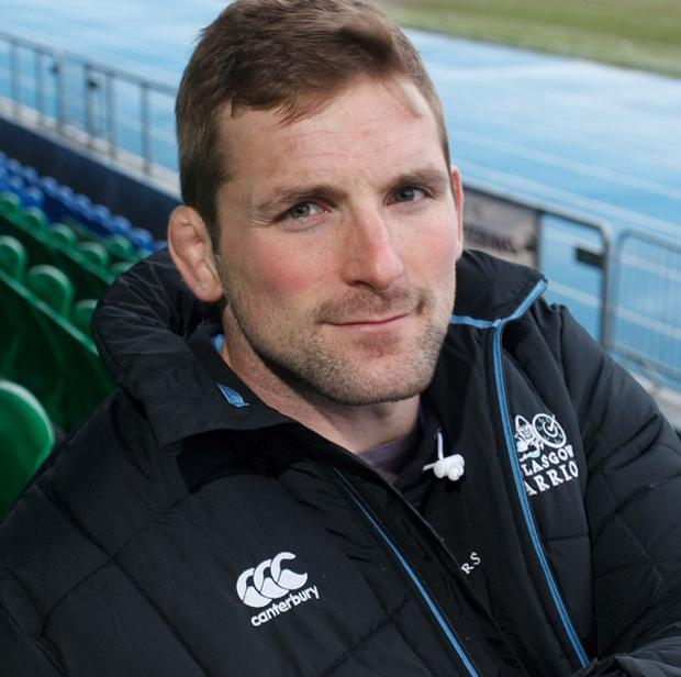 John Barclay joined Glasgow in 2004