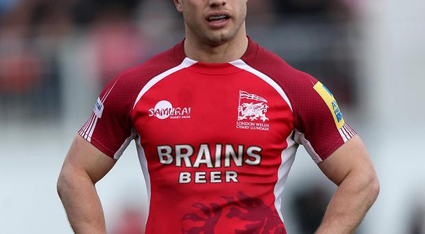 Tyson Keats appeared in 10 Premiership games while not holding effective registration with the RFU