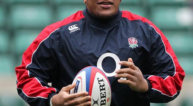 Mako Vunipola, pictured, replaces Joe Marler at loosehead
