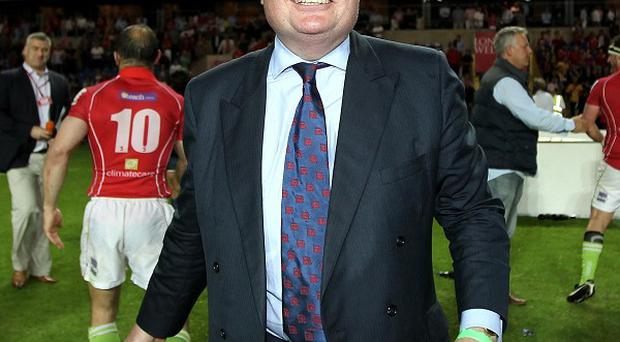 London Welsh chairman Bleddyn Phillips has hit out at the RFU