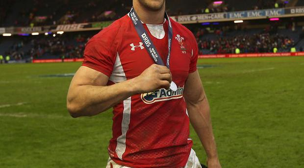 Sam Warburton was man of the match against Scotland