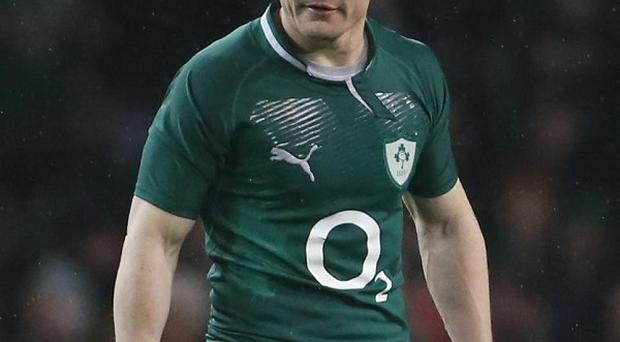 Brian O'Driscoll's international future is up in the air