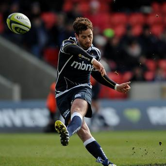 Danny Cipriani kicked 11 points for Sale