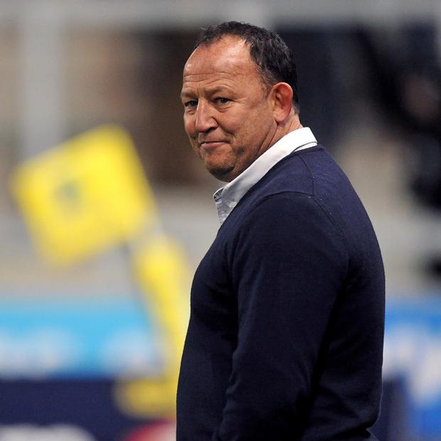 Steve Diamond does not want the LV= Cup to be a distraction from the Aviva Premiership