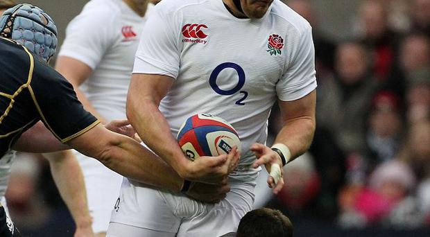 Ben Morgan's ankle injury has ruled him out of England's title decider against Wales