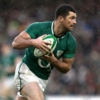 Rob Kearney admits he will struggle to gain the form required for the Lions tour