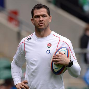 Andy Farrell, pictured, was selected ahead of Shaun Edwards for the Lions tour