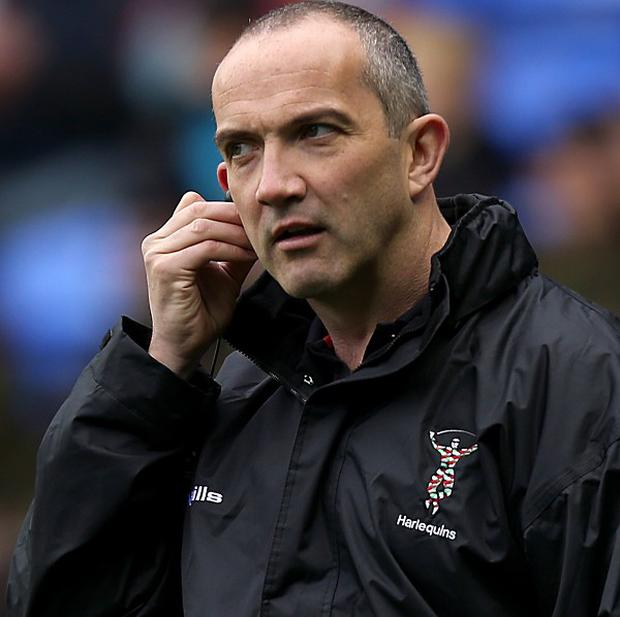 Conor O'Shea is expecting a tough final showdown with Sale
