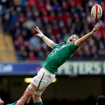 Peter O'Mahony is confident Ireland will improve after a poor Six Nations campaign