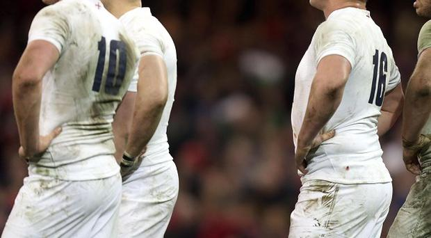 England suffered a one-sided defeat in the crunch Six Nations match against Wales