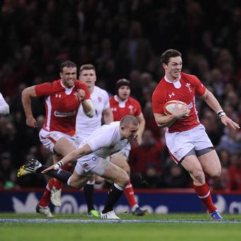 England slumped to a humbling 30-3 defeat against Wales