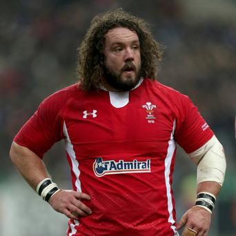 Adam Jones has won three Grand Slams with Wales