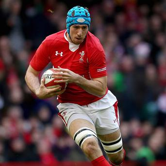 Justin Tipuric was a key figure in Wales' Six Nations triumph