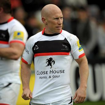 Peter Stringer will remain with Bath for the rest of the season